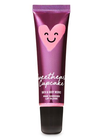 Sweetheart Cupcake Shimmer Lip Gloss - Bath And Body Works