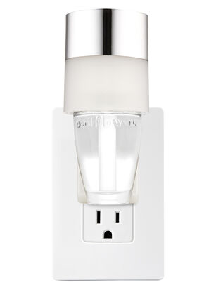 Silver & White Nightlight Wallflowers Fragrance Plug
