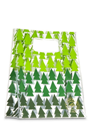Tree Gift Bag - Bath And Body Works