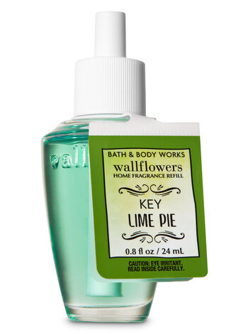 Key Lime Pie Wallflowers Fragrance Refill - Bath And Body Works