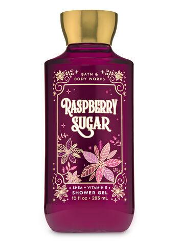 Raspberry Sugar Shower Gel - Bath And Body Works