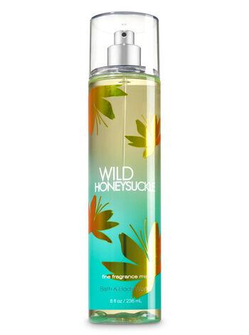 Wild Honeysuckle Fine Fragrance Mist Signature