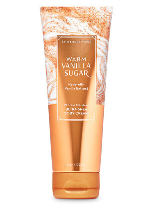 Warm Vanilla Sugar Ultra Shea Body Cream