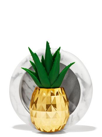 Pineapple Succulent Visor Clip Car Fragrance Holder