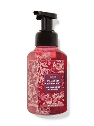 Frosted Cranberry Gentle Foaming Hand Soap