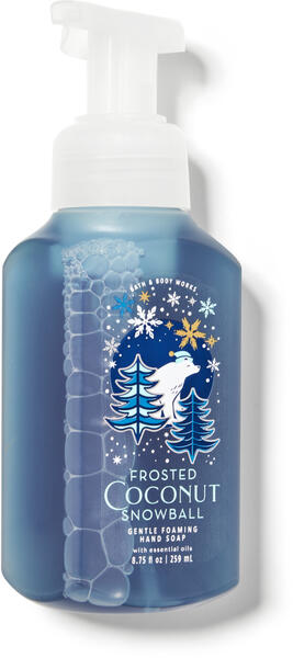 Frosted Coconut Snowball Gentle Foaming Hand Soap