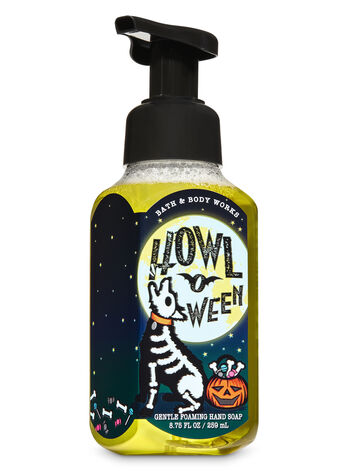 Howl-o-ween Gentle Foaming Hand Soap - Bath And Body Works