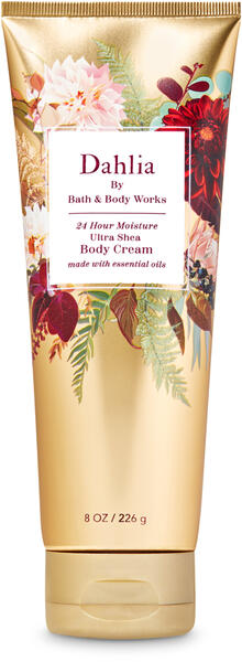 Dahlia Ultra Shea Body Cream