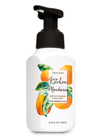 Kitchen Mandarin Gentle Foaming Hand Soap - Bath And Body Works