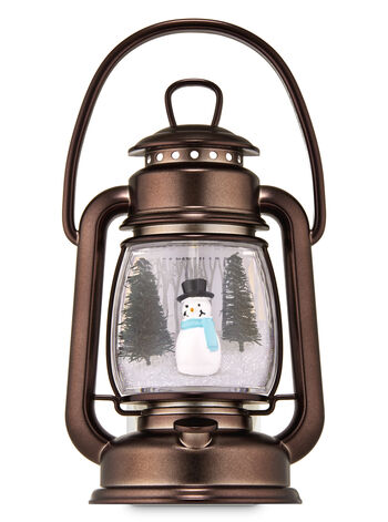 Winter Lantern Scene Nightlight Wallflowers Fragrance Plug