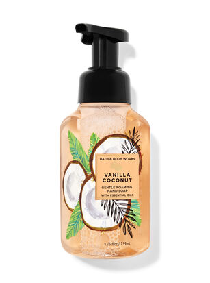 Vanilla Coconut Gentle Foaming Hand Soap