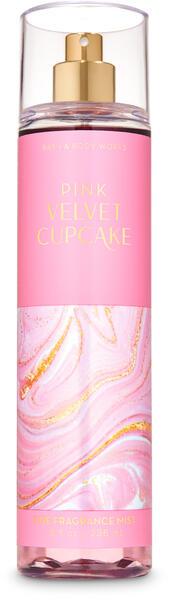 Pink Velvet Cupcake Fine Fragrance Mist