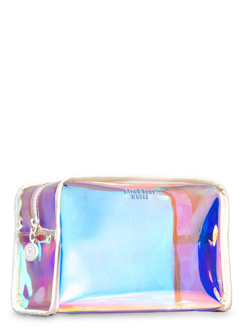 Iridescent Cosmetic Bag - Bath And Body Works
