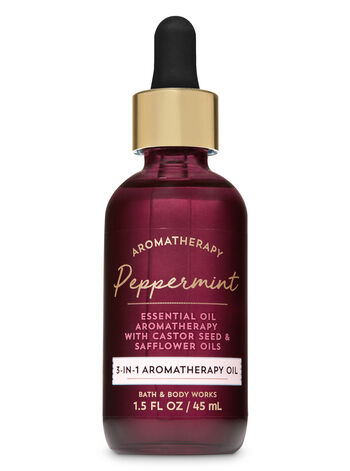 Aromatherapy Peppermint 3-in-1 Aromatherapy Essential Oil - Bath And Body Works