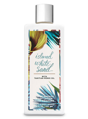 Signature Collection Island White Sand Super Smooth Body Lotion - Bath And Body Works
