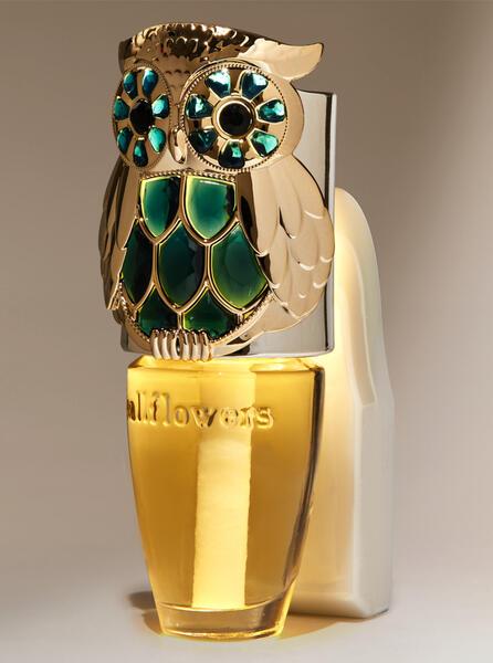 Owl Nightlight Wallflowers Fragrance Plug