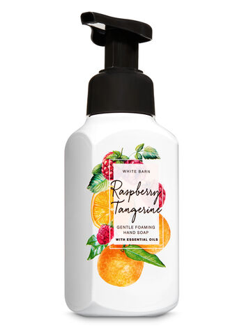 Raspberry Tangerine Gentle Foaming Hand Soap - Bath And Body Works