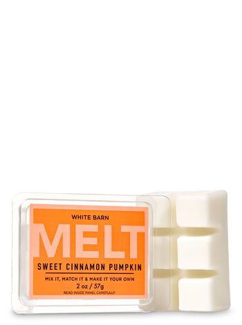 Sweet Cinnamon Pumpkin Fragrance Melt - Bath And Body Works