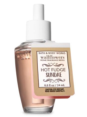 Hot Fudge Sundae Wallflowers Fragrance Refill - Bath And Body Works