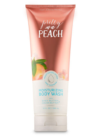 Pretty as a Peach Moisturizing Body Wash - Bath And Body Works