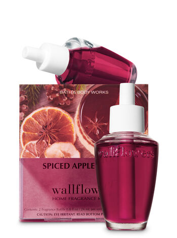 Spiced Apple Toddy Wallflowers Refills, 2-Pack - Bath And Body Works