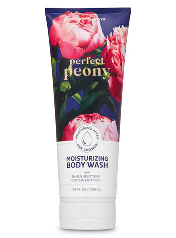 Perfect Peony Moisturizing Body Wash - Bath And Body Works