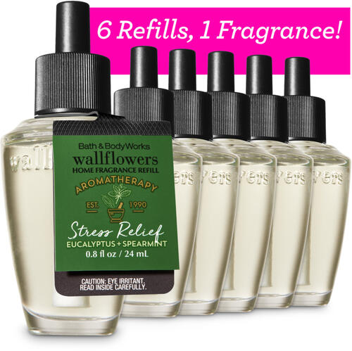 New Aromatherapy Collection With Essential Oils Bath Body Works