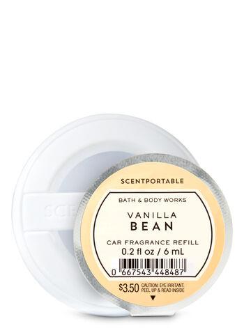 Vanilla Bean Car Fragrance Refill - Bath And Body Works