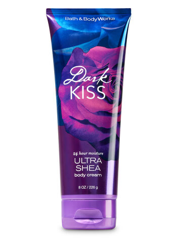 Signature Collection Dark Kiss Ultra Shea Body Cream - Bath And Body Works