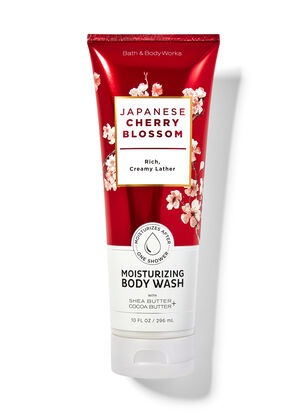 Japanese Cherry Blossom Moisturizing Body Wash