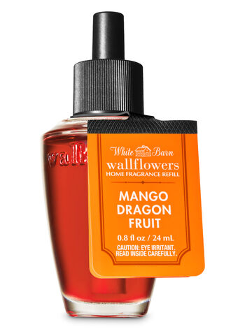 White Barn Mango Dragon Fruit Wallflowers Fragrance Refill - Bath And Body Works