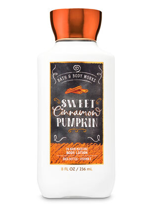 Sweet Cinnamon Pumpkin Super Smooth Body Lotion