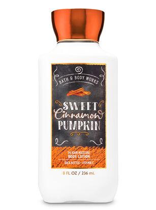 Sweet Cinnamon Pumpkin Super Smooth Body Lotion
