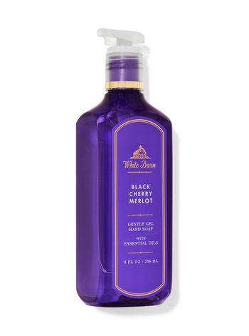Black Cherry Merlot Gentle Gel Hand Soap