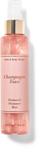 Champagne Toast Diamond Shimmer Mist