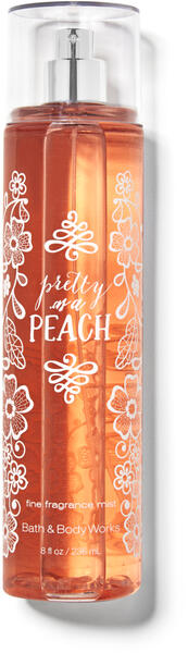 Pretty as a Peach Fine Fragrance Mist