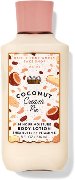 Coconut Cream Pie Super Smooth Body Lotion