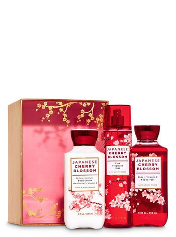 Japanese Cherry Blossom Gift Box Set - Bath And Body Works