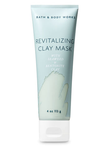 Revitalizing with Seaweed & Bentonite Clay Face Mask - Bath And Body Works