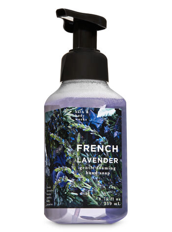 French Lavender Gentle Foaming Hand Soap - Bath And Body Works