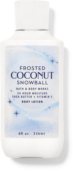 Frosted Coconut Snowball Super Smooth Body Lotion