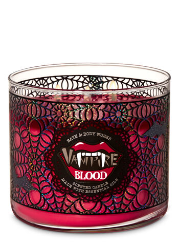 Vampire Blood 3-Wick Candle - Bath And Body Works