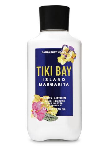 Tiki Bay Island Margarita Super Smooth Body Lotion - Bath And Body Works