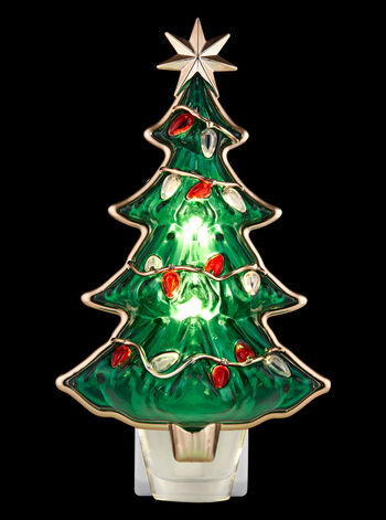 Christmas Tree Nightlight Wallflowers Fragrance Plug