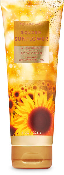 Golden Sunflower Ultra Shea Body Cream