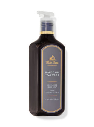Mahogany Teakwood Gentle Gel Hand Soap