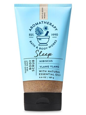 Aromatherapy Hibiscus Ylang Ylang Sand & Sea Salt Body Scrub - Bath And Body Works