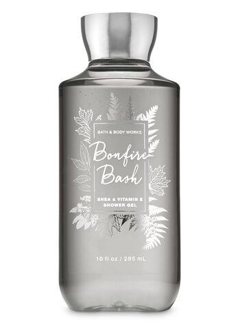 Bonfire Bash   Shower Gel    by Bath & Body Works