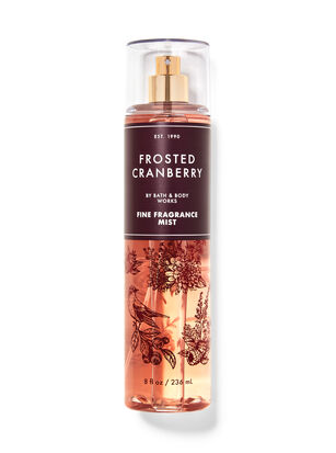Frosted Cranberry Fine Fragrance Mist