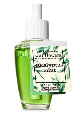 Eucalyptus Mint Wallflowers Fragrance Refill - Bath And Body Works